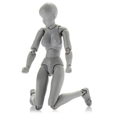 15cm Action Figure Doll Deluxe Version
