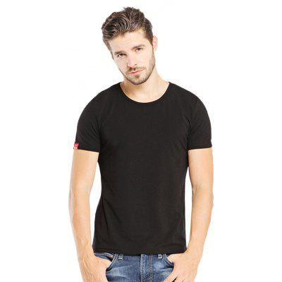 T Shirts Moulant Col Rond