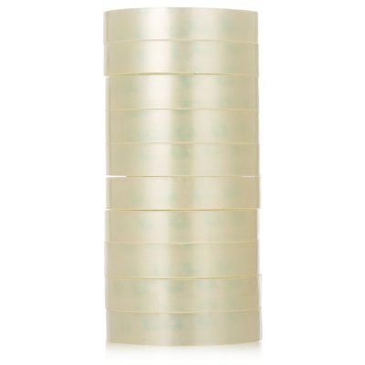 27m Transparent BOPP Adhesive Tape 10PCS