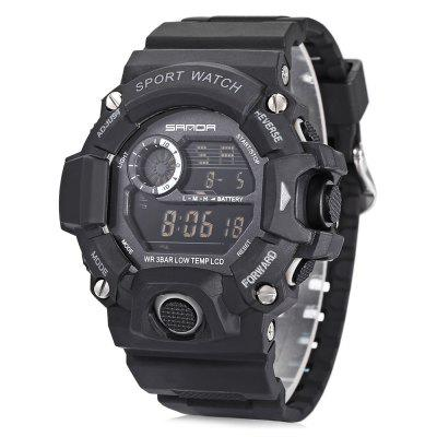 Sanda 326 Men Sport Digital Watch