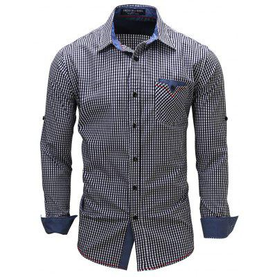 FREDD MARSHALL FM106 Male Shirt