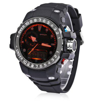 Sanda 399 Men Sport Digital Quartz Watch