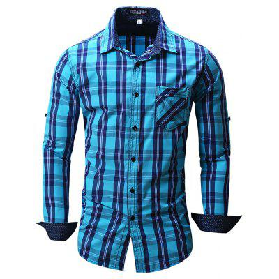 FREDD MARSHALL FM102 Male Shirt