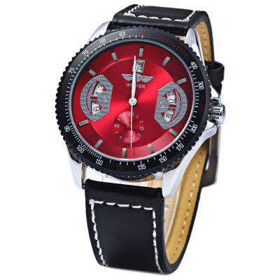 Winner Men Automatic Mechanical Watch