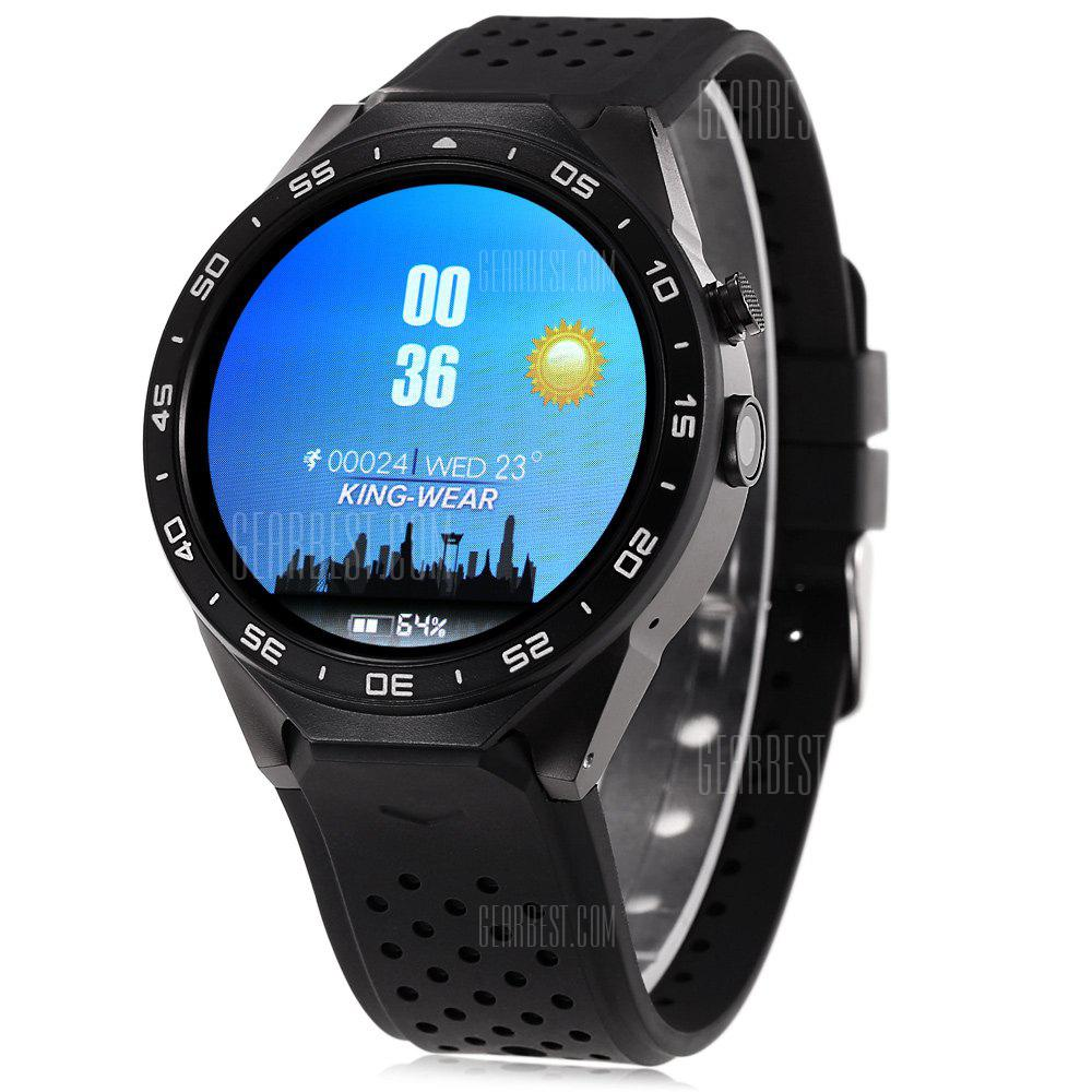 Kingwear Kw88 3g Smartwatch Phone 89 99 Free Shipping