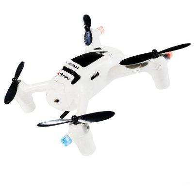 New Version Hubsan FPV X4 Plus H107D+ With 2MP 720P Wide Angle HD Camera Remote Control Quadcopter