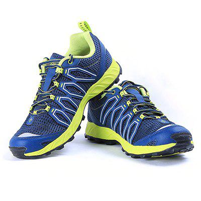 Toread Mesh Fabric Men Hiking Trail Running Shoes