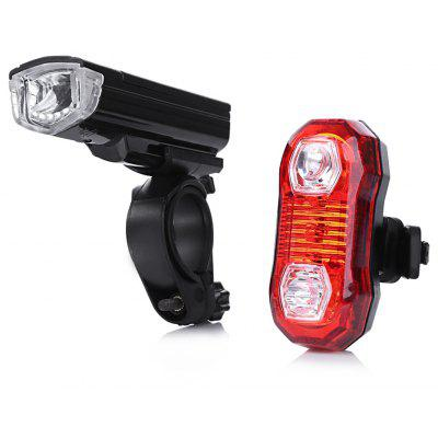 LEADBIKE A121 LED Bicycle Light Set
