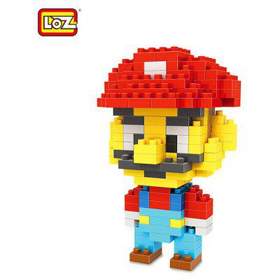 $1.99 for LOZ 160Pcs M – 9338 Super Mario Brothers Building Block Educational Boy Girl Gift for Spatial Thinking  14Nov