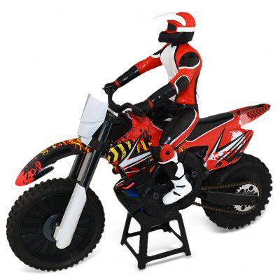 ZD Racing 05222 -R Motocyclette RC - RTR 1: 5