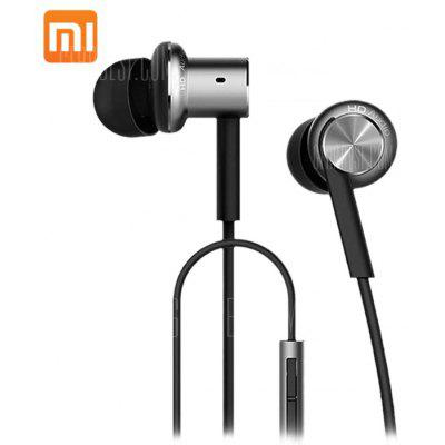 Original Xiaomi Mi IV In-ear 3.5mm Hybrid Dynamic and Two Balanced-armature Drivers Earphones with Microphone