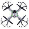 JJRC H25G 5.8G Real-time Transmission 6-axis Gyro FPV Quadcopter - GRAY