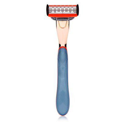 BAILI BT505 Alloy Edge Razor with 5 Blade