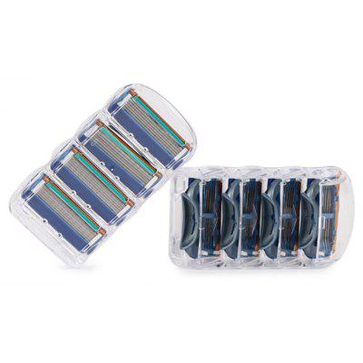 Professional 8PCS Replacement Razor Blade