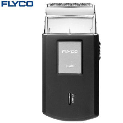 FLYCO FS607 Small Rechargeable Reciprocating Electric Shaver