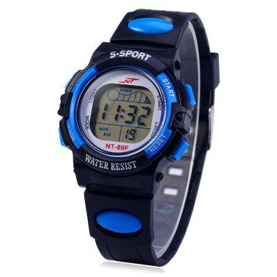 NT NT - 89F Kid LED Sports Watch