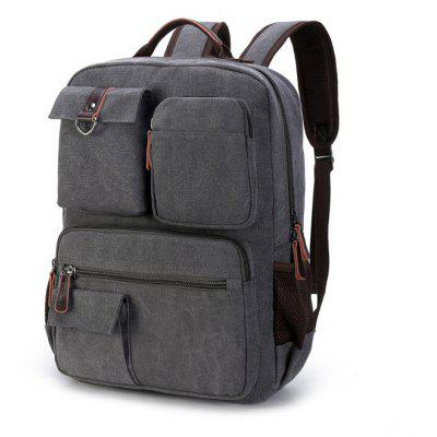 Buy Kabden 8617 Leisure Backpack GRAY for $27.99 in GearBest store