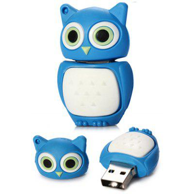 32GB USB 2.0 Flash Memory Drive Owl Type