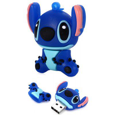 16GB Stitch Style USB 2.0 Flash Disk