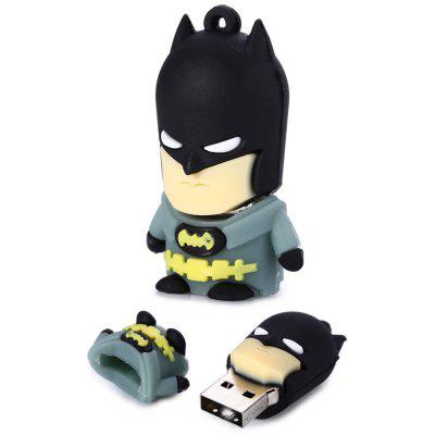 16GB Yellow Belt Batman USB 2.0 Stick / Flash Memory Drive