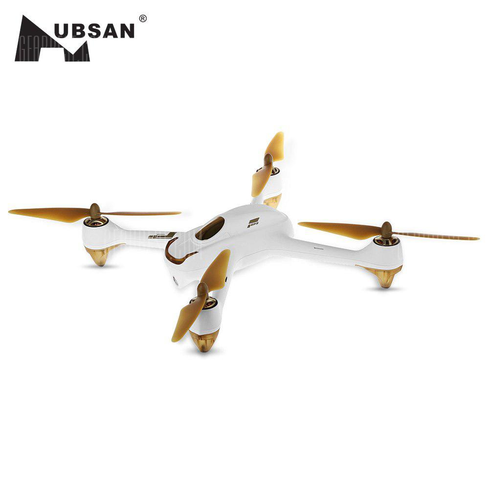 [Coupon Code: GB50-$5off-] Hubsan H501S X4 Brushless Drone
