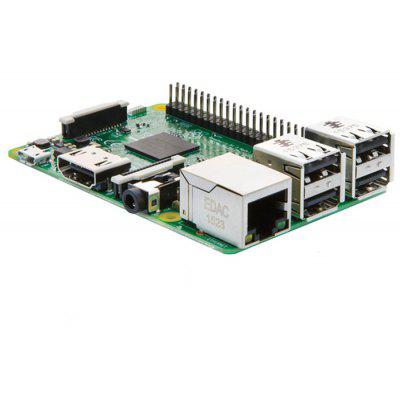 Raspberry Pi 3 Model B Motherboard - CHINESE VERSION GREEN
