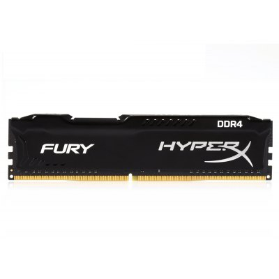 Original Kingston HyperX 8GB Desktop Memory Bar - BLACK