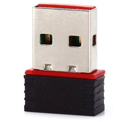 W05 150Mbps USB 2.0 Wireless Network Card WiFi Converter