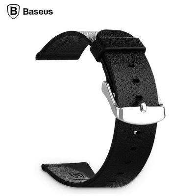 Baseus High - end Genuine Leather Watchband Strap for Apple Watch 38mm