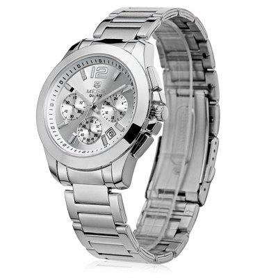 MEGIR 5006 Male Japan Quartz Watch