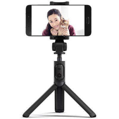 Gearbest Xiaomi Selfie Stick Bluetooth Remote Shutter Tripod Holder