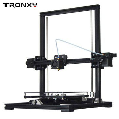 Tronxy X3 Desktop High Accuracy LCD Screen 3D Printer Kit
