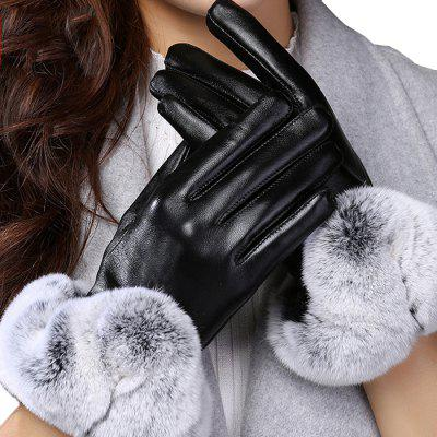 Women Touch Screen Winter Gloves for Cycling