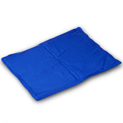 Pet Dog Cat Self Cooling Pad Cold Mat