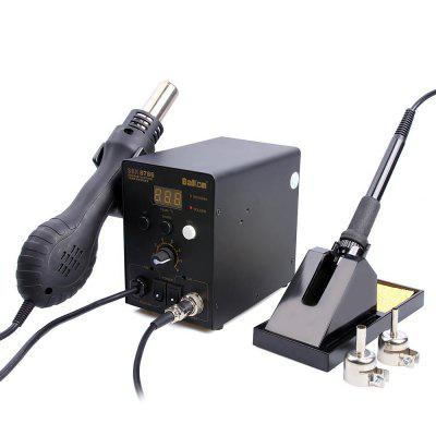 Gearbest SBK8586 Soldering station Hot Air + Iron 63€
