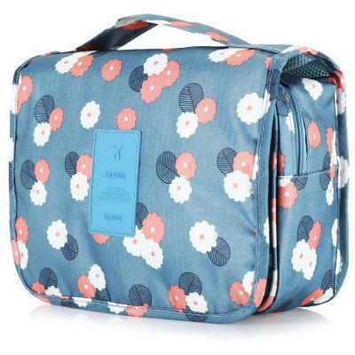 Folding Cosmetic Storage Bag