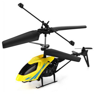 Gearbest Mini RC 901 Helicopter Shatter Resistant 2.5CH Flight Toys with Gyro System