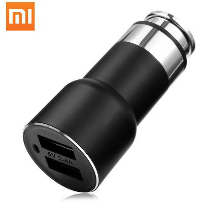 Original Xiaomi Roidmi 2S Bluetooth Car Charger - INTERNATIONAL VERSION BLACK