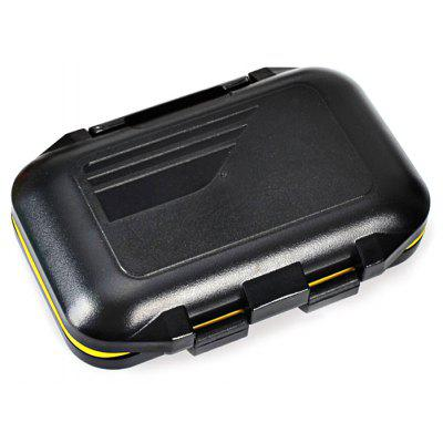 High Quality Waterproof Rock Fishing Box Fishing Tackle Case Set - Black