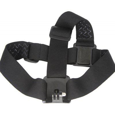 Camera Sport Head Fixed Straps