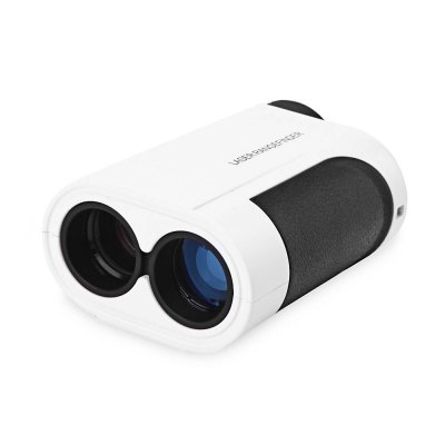 KXL - Q600 600m Golf Laser Rangefinder 6X Magnification Sports Focus Eyepiece with 4 Modes