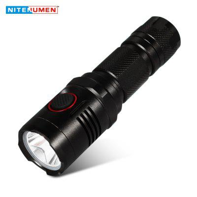 Nitenumen NE01 Updated VER XPL V5 1060Lm LED Flashlight