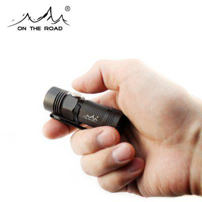 ON THE ROAD M3 920Lm Cree L2 U2 1A 16340 LED Flashlight
