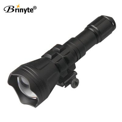 Brinyte B158 900Lm XPL HI V3 Zooming LED Flashlight