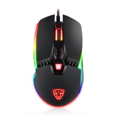 Motospeed V20 Wired Optical USB Gaming Mouse