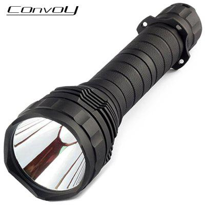 Convoy L2 CREE XPL HI U6 4B 1000LM LED Big Flashlight