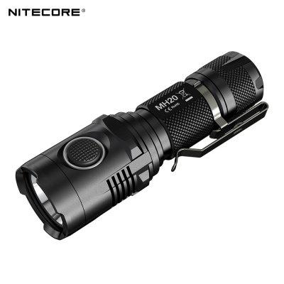 Nitecore MH20 Cree XM L2 U2 4500K LED Rechargeable Flashlight