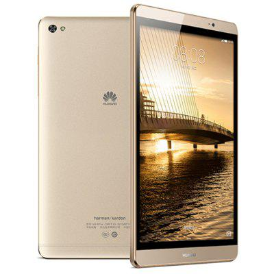 Buy CHAMPAGNE Huawei M2  (M2-803L ) Chinese Version 4G Phablet for $361.03 in GearBest store