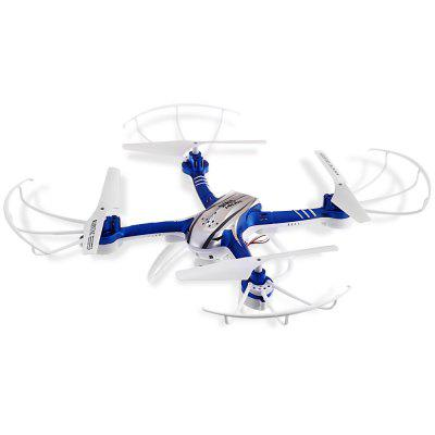 SKRC D20W WiFi FPV 2 Mega CAM 2.4G 4 Channel 6-axis Gyro Quadcopter One Key Automatic Return RTF