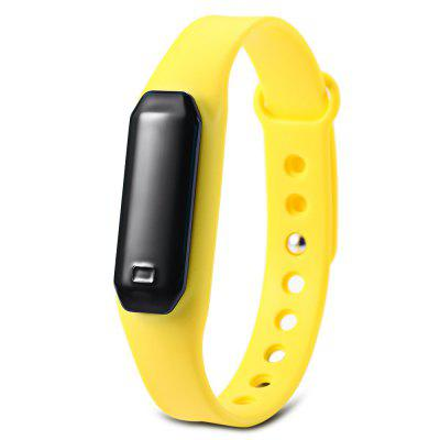 U01 Smart BraceletSmart Watches<br>U01 Smart Bracelet<br><br>Alert type: Vibration<br>Anti-lost: Yes<br>Band material: TPU<br>Band size: 23 x 3 cm / 9.06 x 1.18 inches<br>Battery  Capacity: 40mAh<br>Bluetooth calling: Phone call reminder<br>Bluetooth Version: Bluetooth 4.0<br>Case material: Aluminium<br>Charging Time: About 2hours<br>Compatability: Android 4.3 / iOS 7.0 and above systems<br>Compatible OS: Android, IOS<br>Dial size: 4 x 3 x 1 cm / 1.57 x 1.18 x 0.39 inches<br>Health tracker: Pedometer,Sleep monitor<br>IP rating: IP67<br>Language: English,Simplified Chinese<br>Messaging: Message reminder<br>Notification: Yes<br>Notification type: Wechat<br>Operating mode: Touch Screen<br>Other Function: Alarm<br>Package Contents: 1 x U01 Smart Bracelet, 1 x Chinese-English User Manual, 1 x Charging Cable<br>Package size (L x W x H): 10.00 x 10.00 x 8.00 cm / 3.94 x 3.94 x 3.15 inches<br>Package weight: 0.1690 kg<br>People: Female table,Male table<br>Product size (L x W x H): 23.00 x 3.00 x 1.00 cm / 9.06 x 1.18 x 0.39 inches<br>Product weight: 0.0300 kg<br>Screen: OLED<br>Shape of the dial: Rectangle<br>Standby time: 15 days<br>Type of battery: Li-polymer Battery<br>Waterproof: Yes
